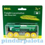 Brio fa vonatok - Tehervonat Brio 33693