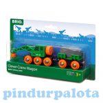Vonatok - Brio kőszállító vagon