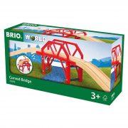 Vonatok - Brio íves híd