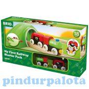 Vonatok - Első kezdőszettem Brio