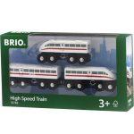 Vonatok - Brio gyorsvonat
