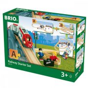 Vonatok - Kezdő vonat szett Brio