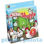 Úti társasjátékok - Chicken Schuffle Tojó-toló