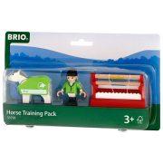 Járművek - Vonatok - Brio Lovas tréning