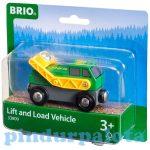 Járművek - Vonatok - Brio - Forgó üzemanyag adagoló 33809