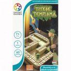 Társasjátékok gyerekeknek - Temple Trap - Titkok temploma