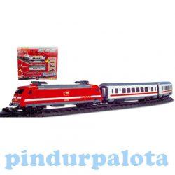 Járművek - Játék vonatok - Személyvonat fénnyel, hanggal Dickie Toys