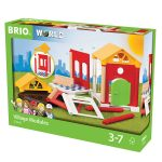Járművek - Vonatok - Brio - Családi ház kiegészítő szett