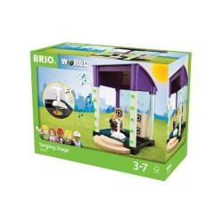 Járművek - Vonatok - Brio - Színpad szett 33945