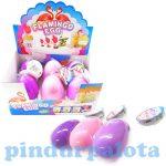 Kikelő tojások - Tojásból kikelő flamingó - Önts rá vizet!