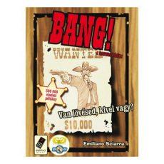 Családi társasjátékok - BANG! A Vadnyugat játéka