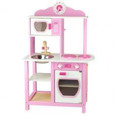 Játék konyhák - Rózsaszín kiskonyha