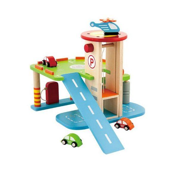 1 emeletes garázs - - Autópályák - Parkolóházak