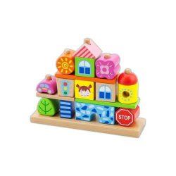 Ügyességi játékok - Montesszori (város, 5 rudas)