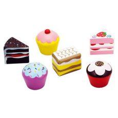 Játék élelmiszerek - Sütemény készlet