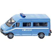 Kis autók - Járművek gyerekeknek - Játék autók - SIKU rendőr mikrobusz