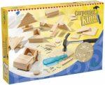 Fiús játékok - Barkács szett 5 éves kortól