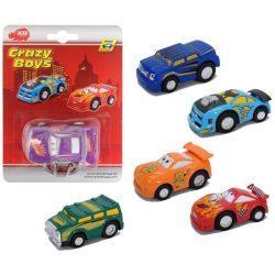 Járművek - Játékautók - Crazy Boys játékautó Dickie Toys