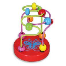 Finommotorikát fejlesztő játékok - Golyóvezető