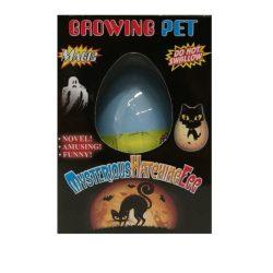 Állat figurák - Varázslatos fekete macska, kikelő tojás