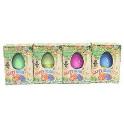 Állat figurák - Kikelő maci tojás