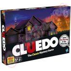 Társasjáték - Családi társasjátékok - Hasbro - Cluedo A klasszikus rejtélyek városa