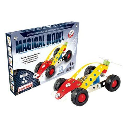 Fém építőjáték - Forma1-es autó