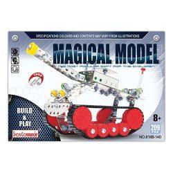 Konstrukciós játékok - Fém építőjátékok - Fém építőjáték (tank)