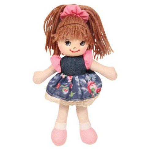 Rongybaba - Lány - Farmer, 30 cm