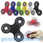 Készségfejlesztő - Motorikus készségfejlesztő játékok - Fidget Spinner, színezett súlyozással