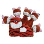 Játékbabák - Kesztyűbáb, cicacsalád