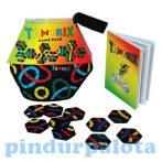 Logikus gondolkodás fejlesztő játékok - Logikai játékok - Készségfejlesztők - Tantrix nagy játékkész