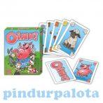 Társasjátékok - Kártyák - Oink röf-röf