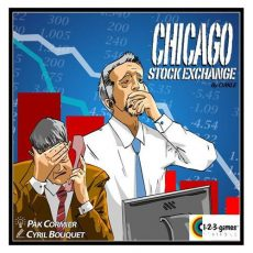 Társasjáték - Stratégiai játék - Családi társasjátékok - Chicago stock exchange chicago-i tőzsde