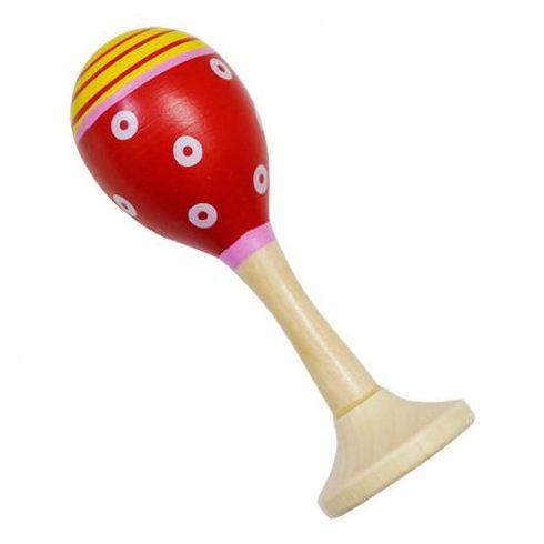 Hangszerek gyerekeknek - Rumbatök mini - piros