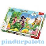 Puzzle gyerekeknek - Csingiling Puzzle 100 db-os Vidám tündérek Trefl