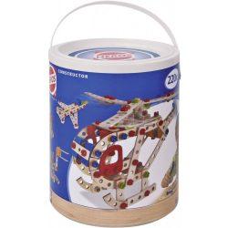 Fiús játékok - Fa helikopter