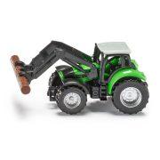 Siku játékautók - Traktor rakodóval SIKU 1380