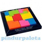 Készségfejlesztő - Logikai puzzle, 11 db-os