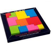 Készségfejlesztő - Logikai - Logikai puzzle derékszögek