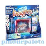 Szerepjátékok gyerekeknek - Fiús játékok - Aqua Dragons Víz alatti élővilág díszdobozban