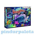 Szerepjátékok gyerekeknek - Fiús játékok - Aqua Dragons Víz alatti élővilág LED v
