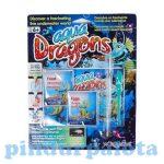 Szerepjátékok gyerekeknek - Fiús játékok - Aqua Dragons pete és eledel