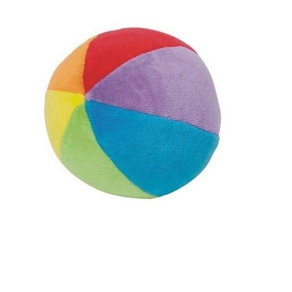 Babakelengye - Simba ABC csörgő - Puha baby labda 13cm