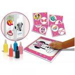 Matricák gyerekeknek - Minnie Mouse ablakmatrica