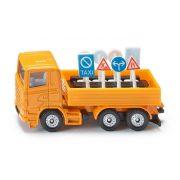 Siku játékautók - SIKU közút teherautó