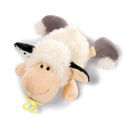 Happy Box Nici - Plüss bárány, Baby Jolly 32 cm