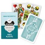 Kártyajátékok - Plastic Magyar kártya