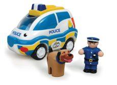 Minőségi kisautók - WOW Toys Rendőrautó