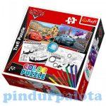 Walt Disney Zig Zag Verdás Puzzle Color 2in1